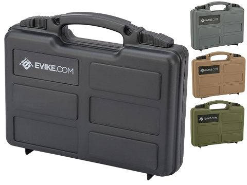 Evike.com Armory Case w/ Customizable Grid Foam (Color: Black)