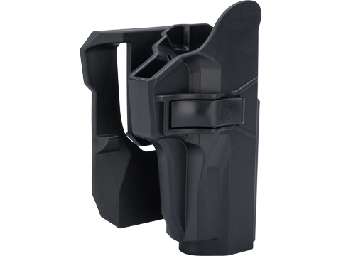 TEGE Injection Molded Hard Shell Pistol Holster (Model: SIG Sauer P226 / Right Hand / Belt Paddle)