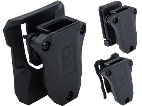 TEGE Universal Single 9mm / .40 S&W Double Stack Magazine Holster