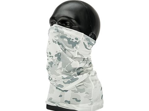 Phantom Gear Adjustable Face Mask with Elastic Strap (Color: Rock Boa Camo)