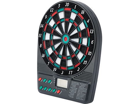 World Champion Electronic Dartboard (Model: 7.5)