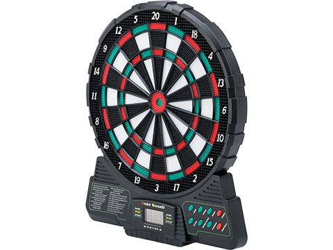 World Champion Electronic Dartboard (Model: 11)