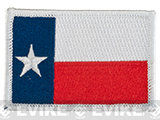 Evike.com Tactical Embroidered Texas Flag