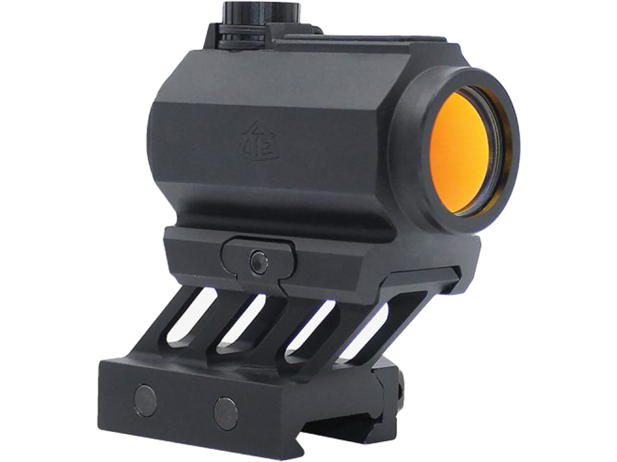 Trinity Force Raith 1x20 Auto-On Red Dot Optic with High Mount