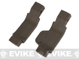 Strike Industries Cobra Series Airsoft M4 / M16 / AR Trigger Guards (Righty / Classic) - OD Green