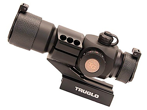 TruGlo Triton 30mm Red Dot Sight with Cantilever Mount