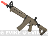 z G&G Top Tech Full Metal TR4 Mod-0 Electric Blowback Airsoft AEG Rifle - Tan (Package: Gun Only)