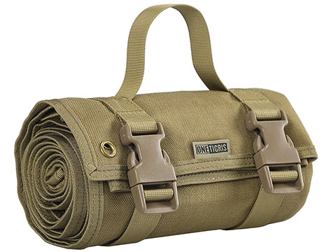 OneTigris Wild Voyager Non-Padded Shooting Mat (Color: Coyote Brown)