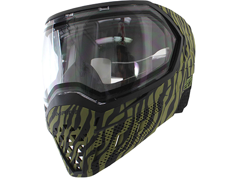 Empire EVS Goggle with Heads Up Display (Color: Tiger Stripe)