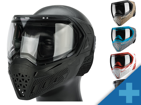 Empire EVS Full Face Mask Goggle with Extra Lens