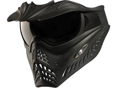 V-Force Grill Full Seal Face Mask (Color: Shadow / Clear Lens)
