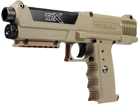 Tippmann TiPX Pistol Paintball Marker (Color: Dark Earth)