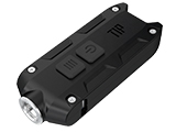 Nitecore TIP CREE XP-G2 S3 Keychain Flashlight (Color: Black)