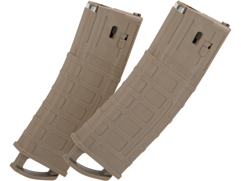 Tippmann TMC 68 Mags for Tippmann TMC Magfed Paintball Marker - Pack of 2