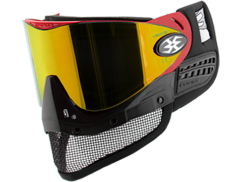 Empire E-Mesh Airsoft Goggle (Color: Red / Thermal Mirror Fire)