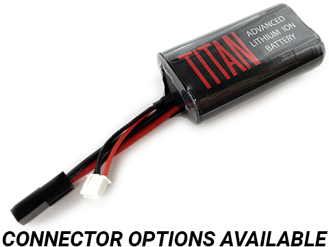 Titan Power 7.4v 3000mAh 16C Brick Type Li-Ion Battery