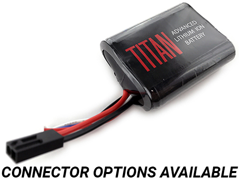 Titan Power 11.1v 3000mAh 16C Brick Type Li-Ion Battery (Connector: Small Tamiya)