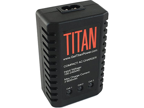 Titan Power 1-3 Cell Lipo / Li-Ion Balancing Charger