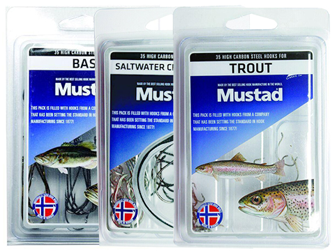 Mustad Fishing Assorted Hook Kit