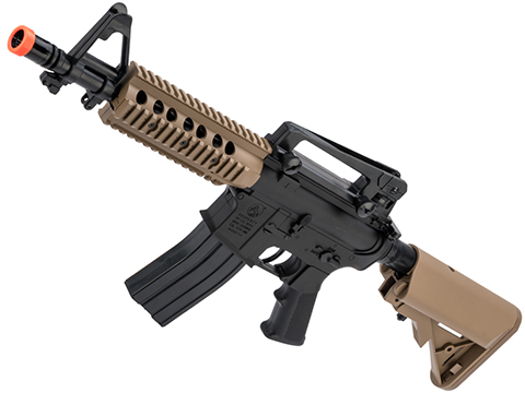 Tokyo Marui Light Pro M4 Airsoft Dual Power Electric Rifle (Color: Tan)