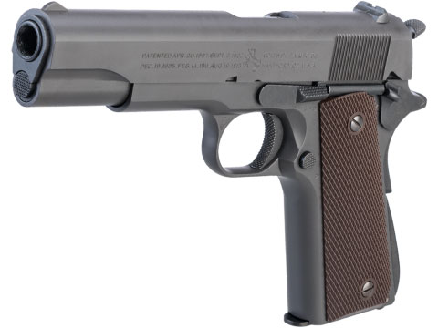 Tokyo Marui Licensed Colt M1911A1 Airsoft Gas Blowback Pistol