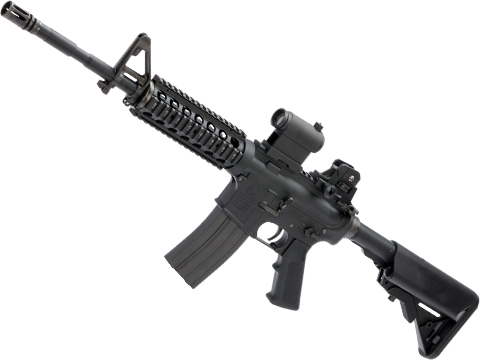 Tokyo Marui Next Generation Recoil Shock System Colt Licensed M4 AEG Rifle (Color: Black / SOPMOD)