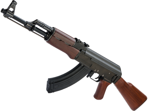 Tokyo Marui Next Generation Recoil Shock System AK47 Type-3 AEG Rifle (Color: Imitation Wood)