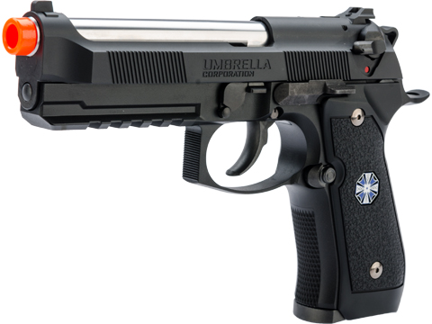 Tokyo Marui Limited Edition Albert.W.Model 01P Umbrella Corporation Gas Blowback Airsoft Pistol