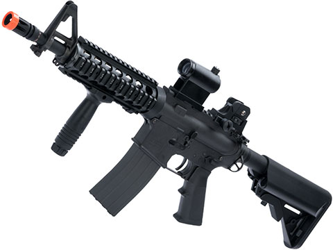 Tokyo Marui Colt Licensed M4 CQB-R MWS ZET System Gas Blowback Rifle w/ Cerakote Firearm Finish