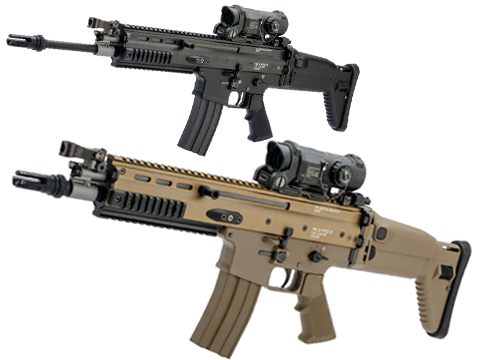 Tokyo Marui Next Generation Recoil Shock System FNH Licensed SCAR-L / MK16 AEG Rifle