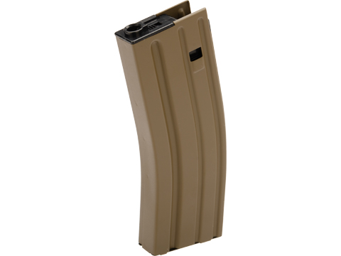 Tokyo Marui Next Gen M4 82 Round Mid Cap Magazine for Next Generation Airsoft AEG (Color: Tan)