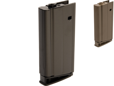 Tokyo Marui Next Gen SCAR-H 90 Round Mid Cap Magazine for Next Generation Airsoft AEG (Color: Black)