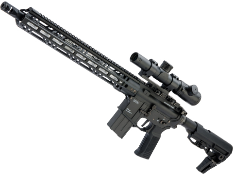 Tokyo Marui M4 MTR16 ZET System Gas Blowback Rifle w/ Cerakote Firearm Finish