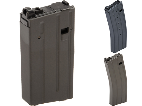Tokyo Marui M4 MWS Magazine for Gas Powered Airsoft Rifle (Type: 30 Round)