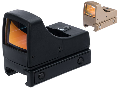 Tokyo Marui Micro Pro-Sight Compact Mini Red Dot Sight (Color: Black)