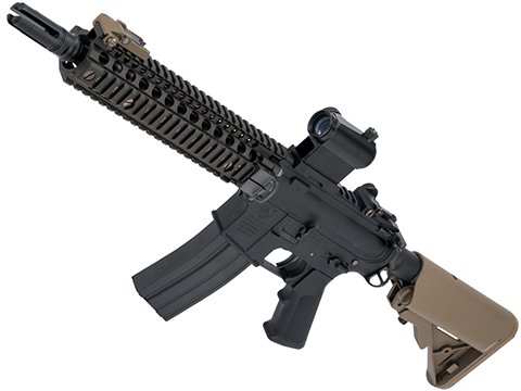 Tokyo Marui Colt / Daniel Defense Licensed Mk18 Mod.1 Next Generation Recoil Shock System AEG Rifle (Color: Black)