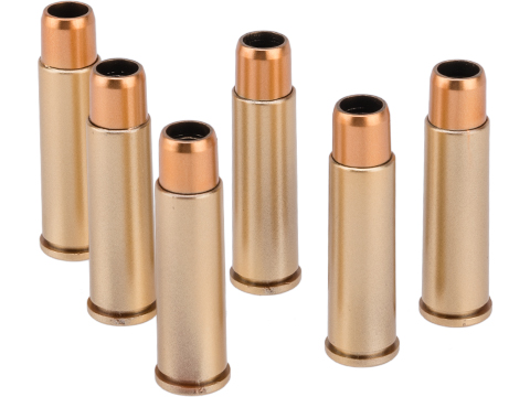 Tokyo Marui PPC Spare Cartridge Shells for Spring Powered Colt Python Airsoft Revolver