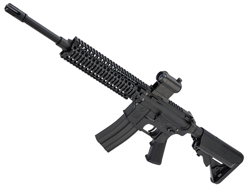 Tokyo Marui Colt / Daniel Defense Licensed RECCE Next Generation Recoil Shock System AEG Rifle