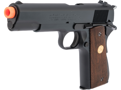 Tokyo Marui Licensed Colt Government Mark IV Series 70 1911 Airsoft Gas Blowback Pistol
