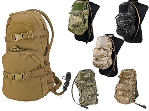 TMC Modular Assault Pack w/ 3L Hydration Bag