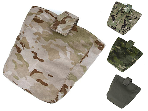 TMC Curve Roll-Up Dump Pouch
