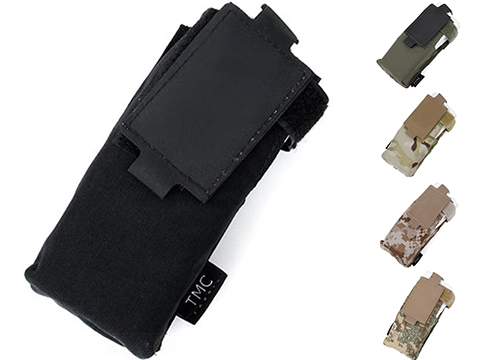 TMC Tactical MOLLE Patrol Radio Pouch