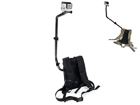 TMC Water Resistant GoPro Camera Backpack System