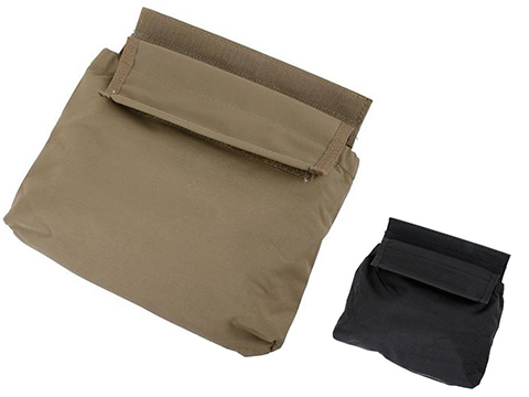 TMC Hook and Loop Roll-Up Dump Pouch