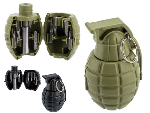 TMC Grenade Screwdriver Set (Color: OD Green)
