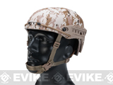 Avengers Air Flow Type Bump Helmet - Digital Desert Marpat