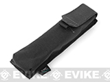 Matrix P90 / UMP 45 MOLLE Tactical Magazine Pouch - Black
