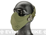 Matrix High Speed Lightweight Half Face Mask