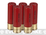 Matrix 12 Gauge Shotgun Dummy Shells 5 Pack - Red