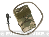 TMC 27oz Tactical MOLLE Double-Insulated Hydration Pouch with Bladder (Color: Multicam)